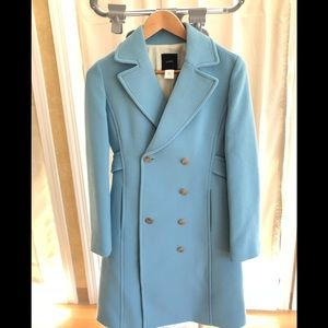 J-Crew Thinsulate Blue Coat